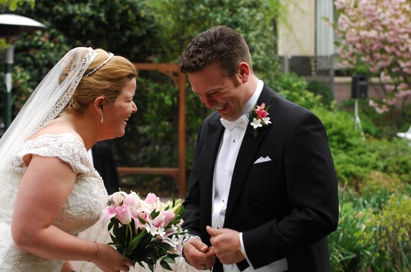 Caroline & John's Wedding at The Radnor