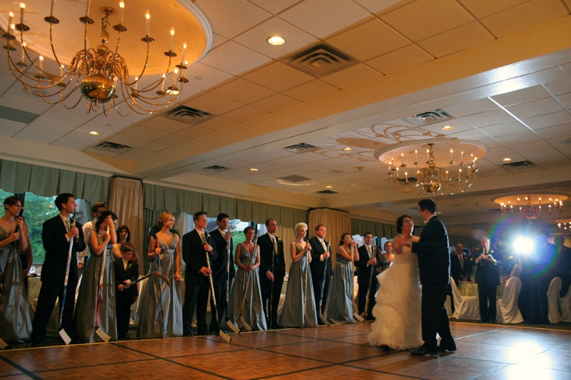 Amanda & Matt's Wedding at The Radnor