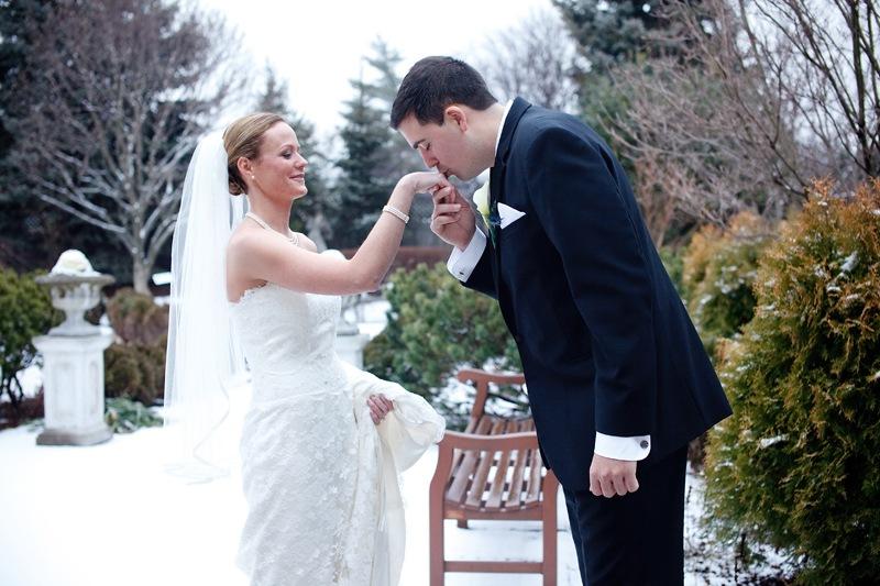 Judy & Matt's Wedding at The Radnor