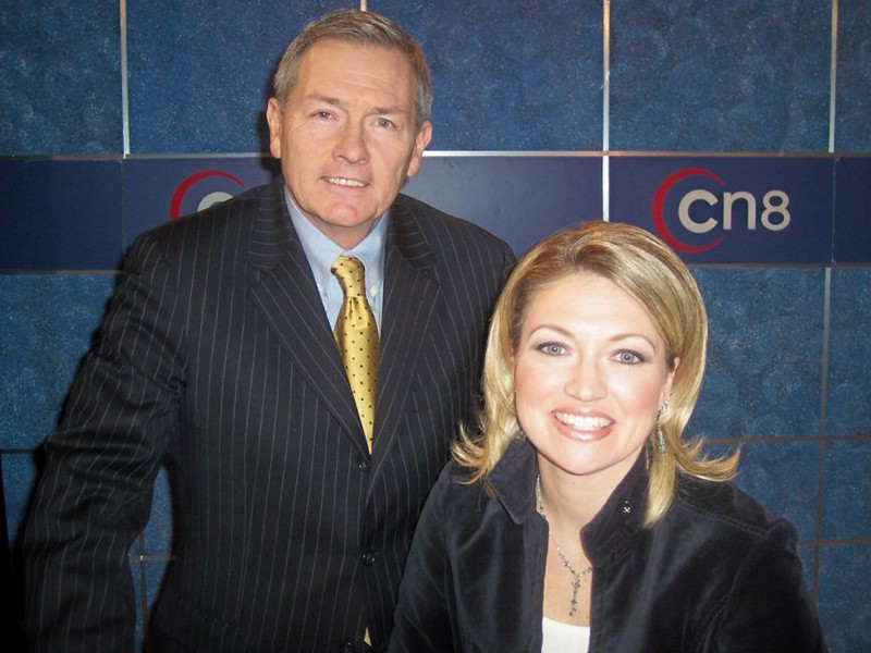 Lou Prevost of The Radnor Hotel appeared on CNN Headline News/Comcast Newsmakers with host Jen Boyett in support of Pennsylvania's Clean Air Act.