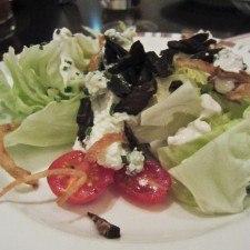 Petite Wedge Salad