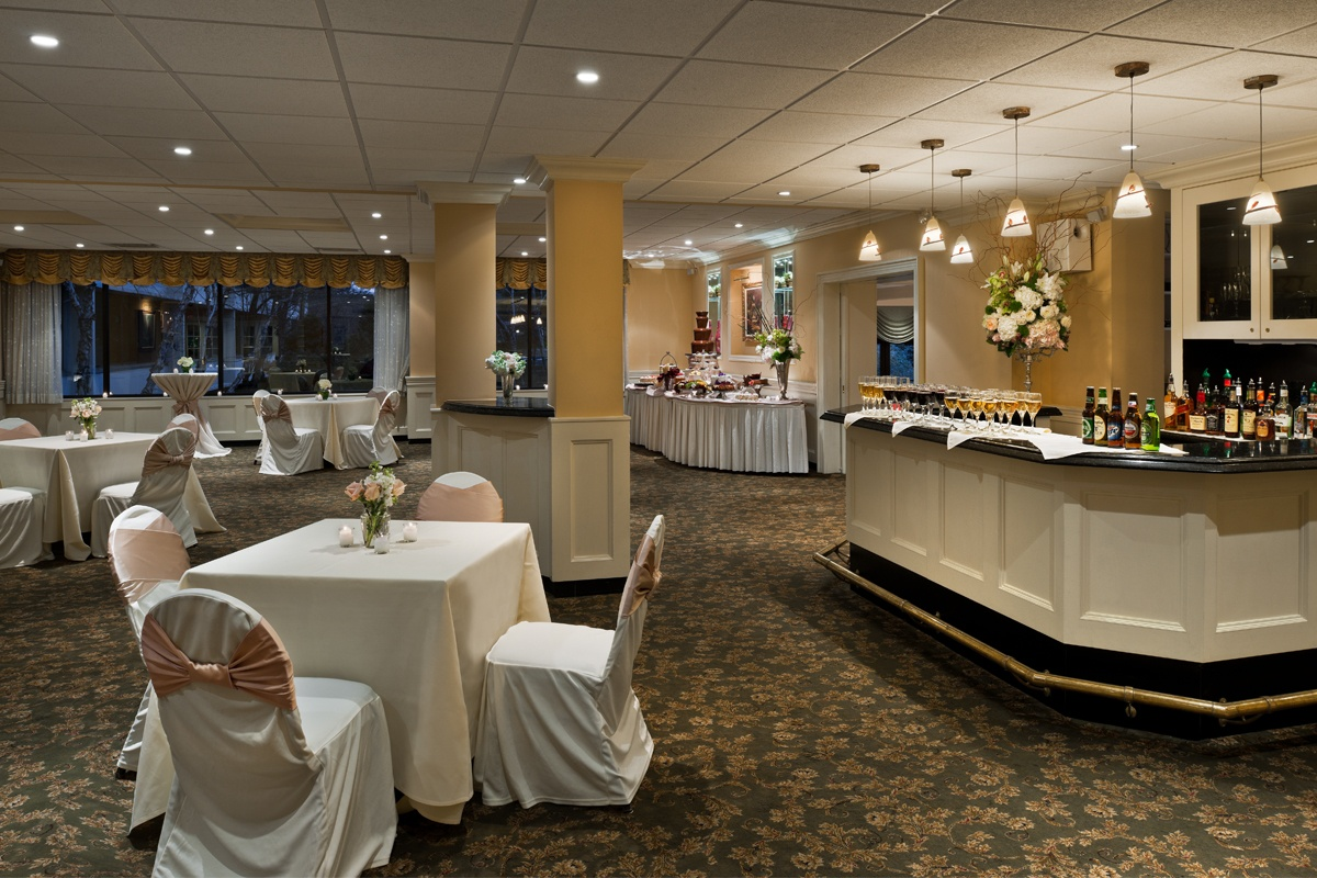 Weddings at The Radnor - The Radnor Hotel