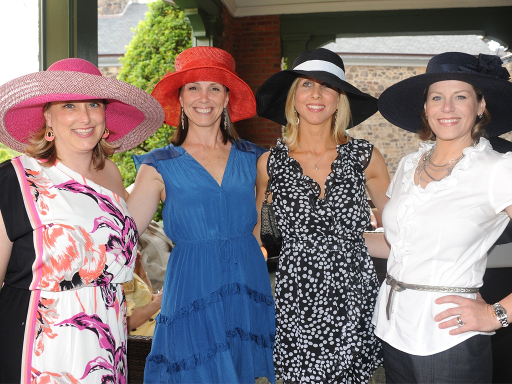 First Annual Kentucky Derby Party at Paramour 2012 - Main Line Hotels
