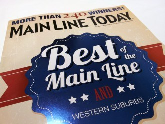 Best of the Main Line and Western Suburbs 2012