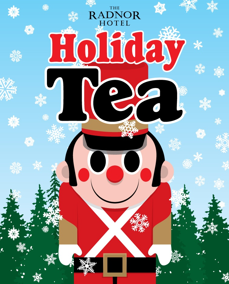 Children's Saturday Afternoon Holiday Tea at The Radnor