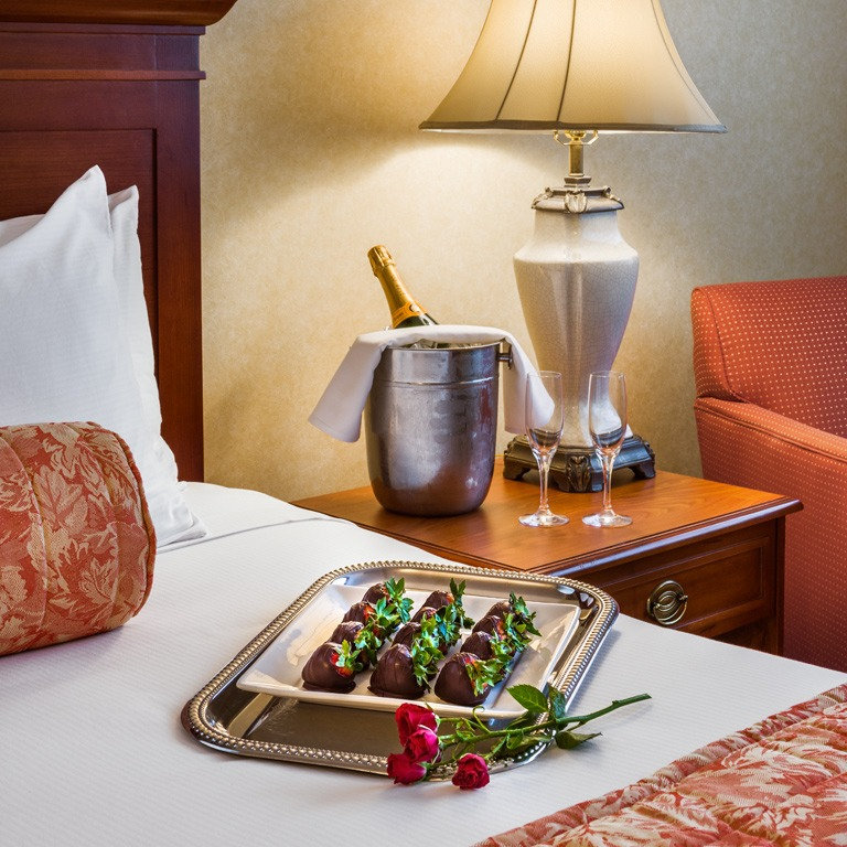 Valentine 39 s day at the radnor and glenmorgan main line for Valentines day ideas for hotels