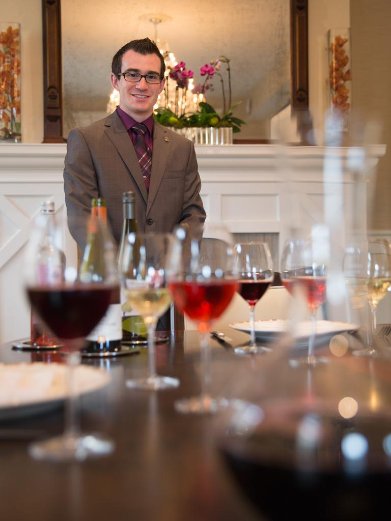 Paramour's Guided Wine Tasting Series with Sommelier Steven Gullo
