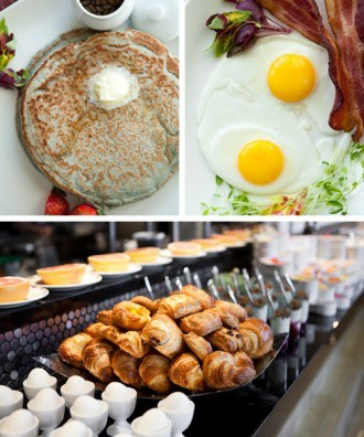 Saturday and Sunday Brunch at Paramour