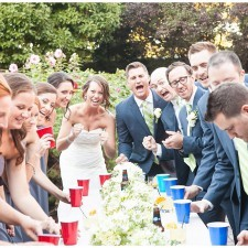 Monica & Matt's Wedding at The Radnor