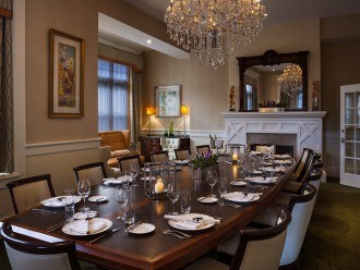 Private Dining in the Salon at Paramour, Wayne