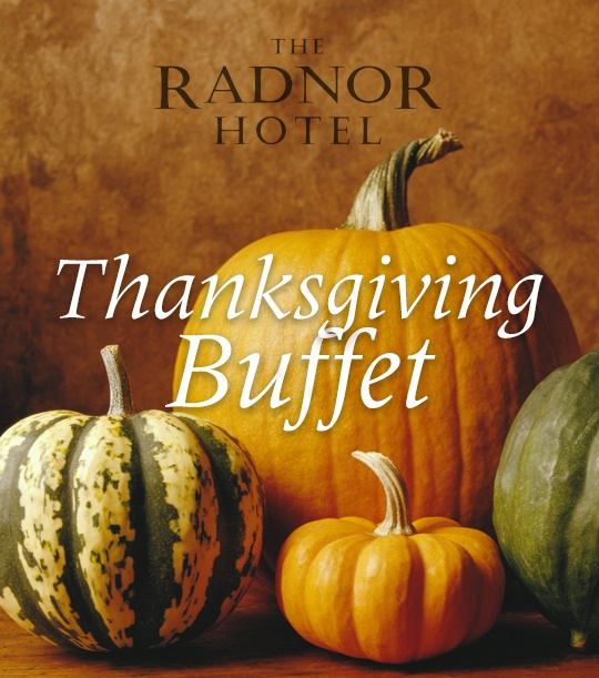 Join The Radnor for Thanksgiving Dinner