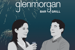 New Year's Eve 2015 at Glenmorgan Bar & Grill