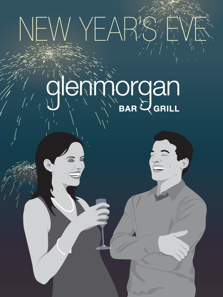 New Year's Eve at Glenmorgan