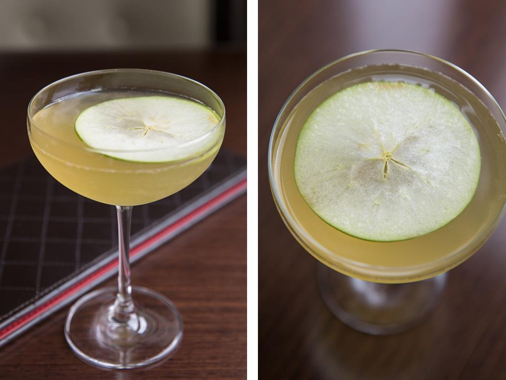Solstice Cocktail at Paramour