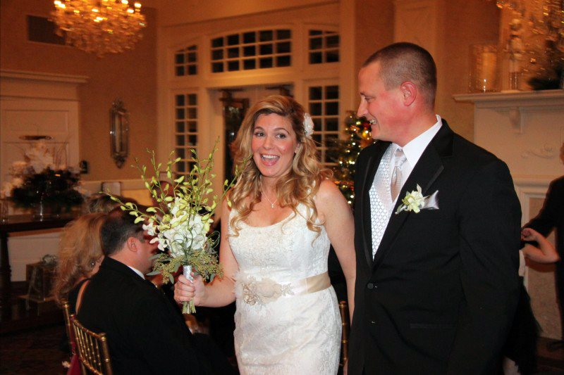 Julie & Timothy's Wedding at Paramour