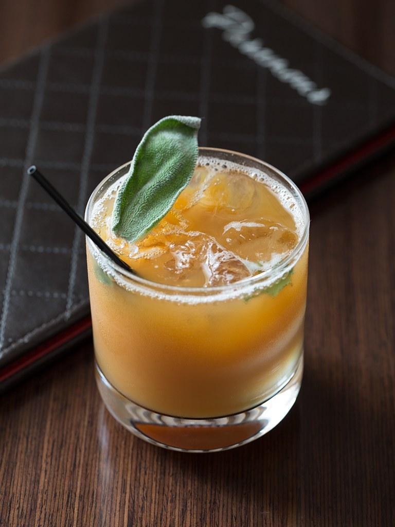 Caribbean Cider at Paramour