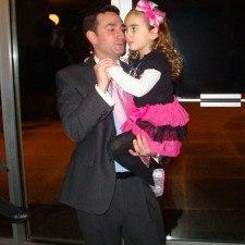 Daddy Daughter Valentine's Dance
