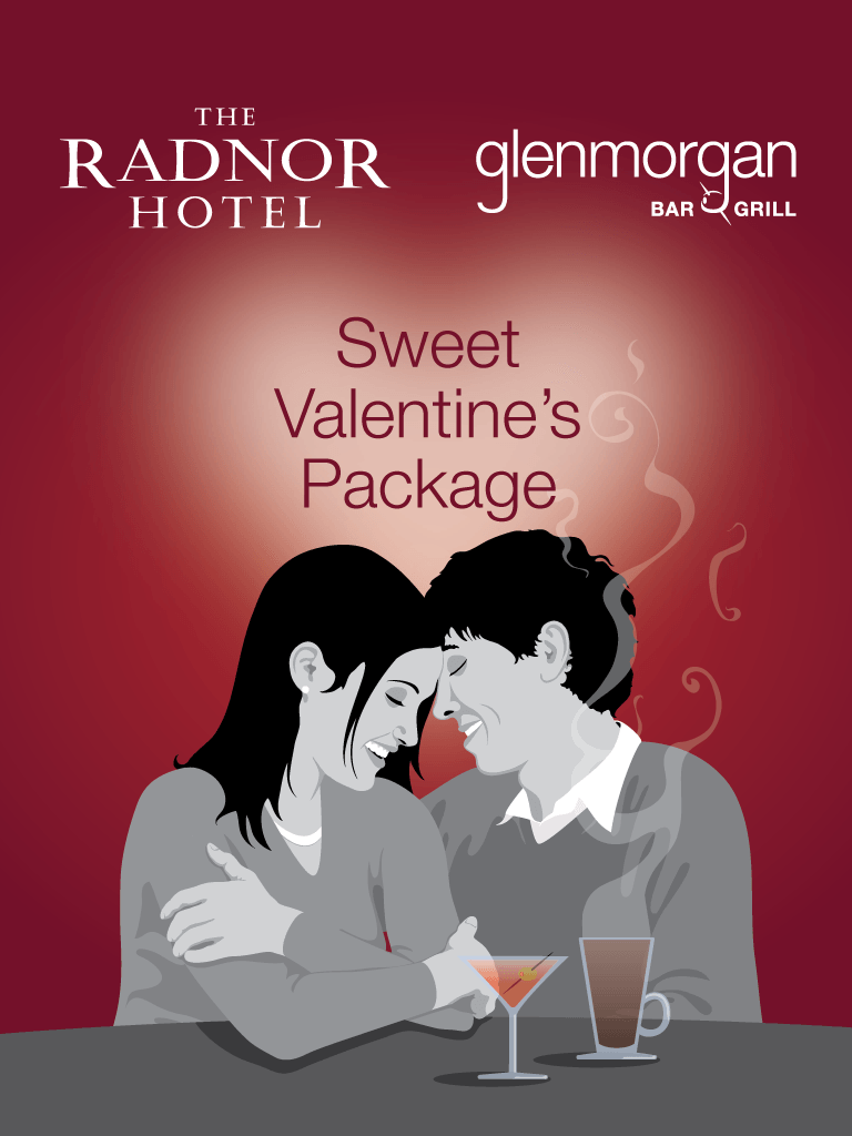 Valentine's Day at Glenmorgan and The Radnor