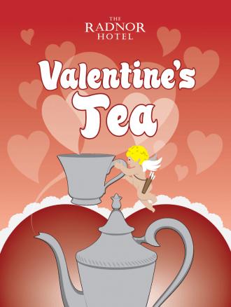 Children's Valentine's Tea at The Radnor