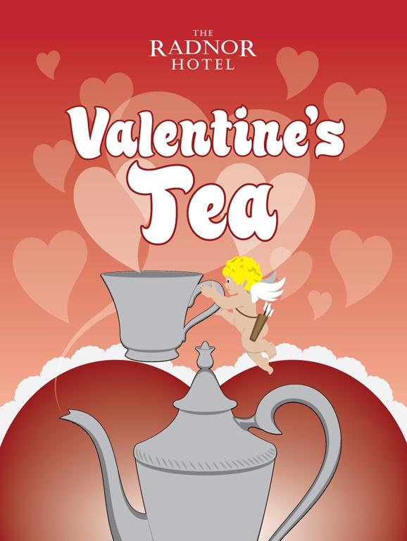 Valentine's Tea at The Radnor