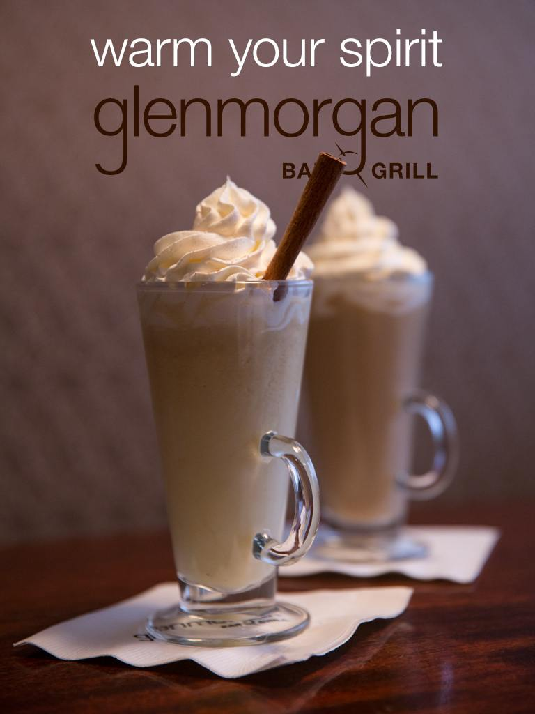 Warm Your Spirit at Glenmorgan Bar & Grill