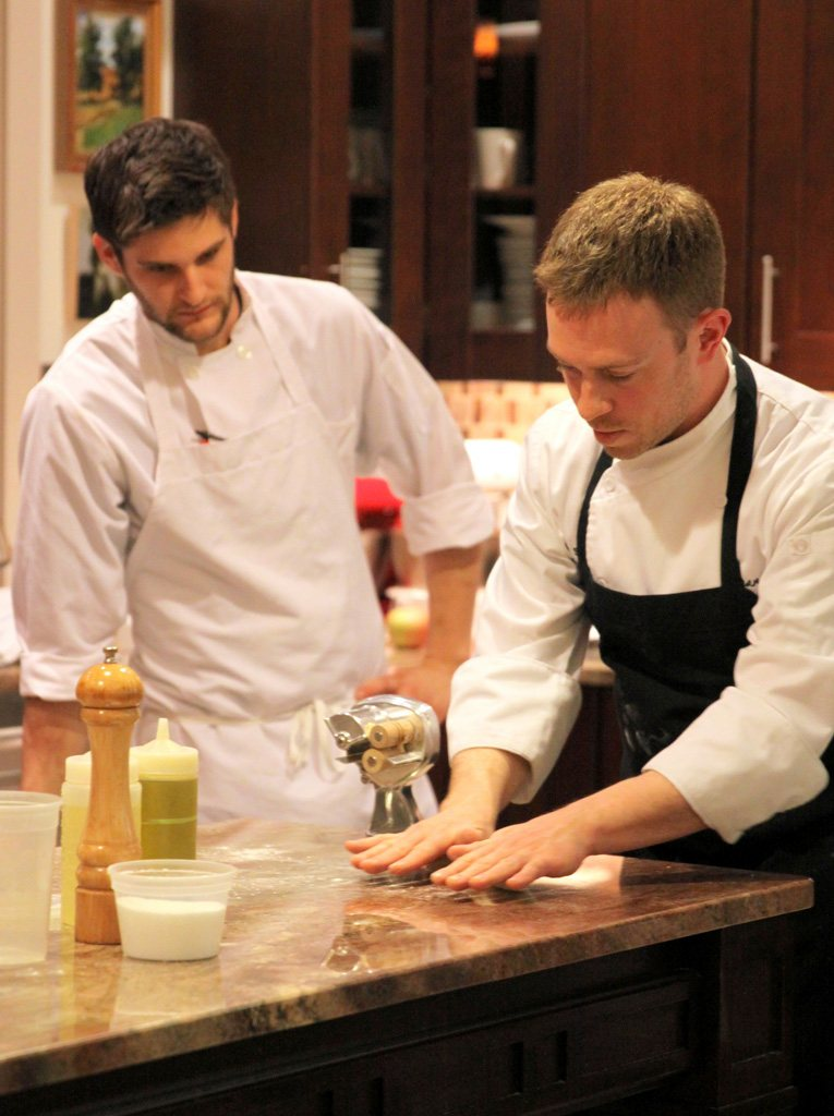 Paramour's Cook Will and Chef Drew at Wayne Art Center's Tastes of the Town
