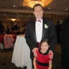 Radnor Township's 3rd Annual Daddy Daughter Valentine's Dance at The Radnor