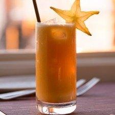Citrus Sunrise Cocktail at Paramour