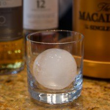 The Macallan Ice Ball Maker