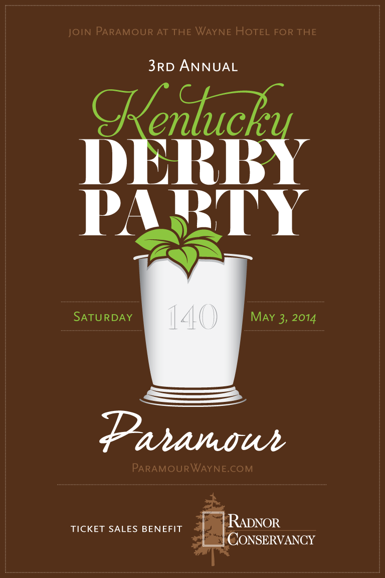 Paramour's 3rd Annual Kentucky Derby Party