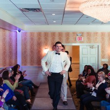Main Line Bridal Event Fashion Show, February 2014