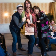 Fabulous prizes were given out at February's Main Line Bridal Event