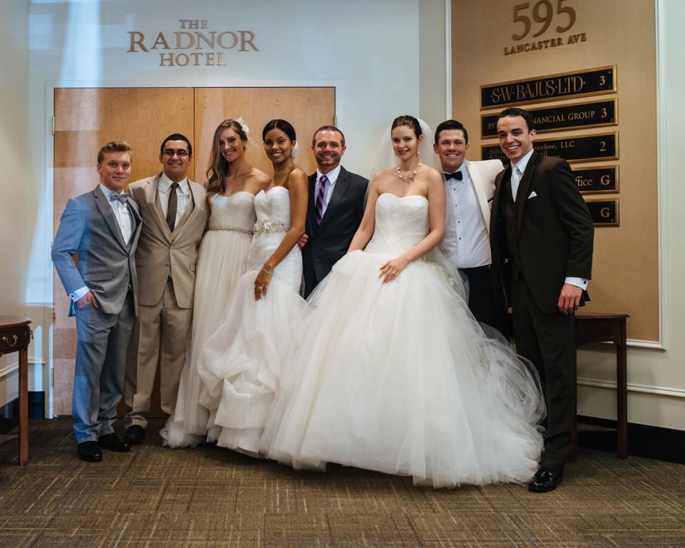 Main Line Bridal Event, February 2014