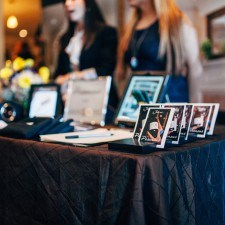 Paramour and the Wayne Hotel at February's Main Line Bridal Event