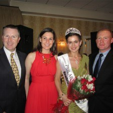 From Left to right; David Brennan, Colleen Gallagher, Maria Walsh, Brendan Gallagher