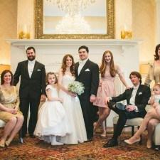 Annamarie & Brian's Wedding Reception at Paramour