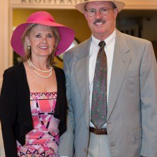 Steve and Kathy Bajus (owners of Wayne Hotel and Paramour)
