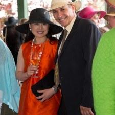 Yan Angela Cheng, Joseph Amrani (General Manager of Paramour)