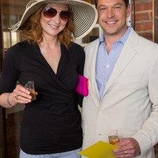 Rachel and Marc Sule