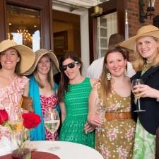 Eleanor Costello, Mary Kate Remy, Allison Levin, Abby Plesser, Jessica Leighton
