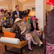 Best Dressed Judges Sharon Martin, Alan Epps, Kathy Bajus
