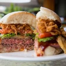 Canadian Cowboy Burger