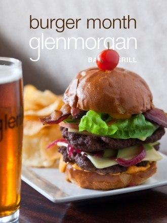 National Burger Month at Glenmorgan