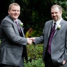 Megan & Josh's Wedding Reception at The Radnor