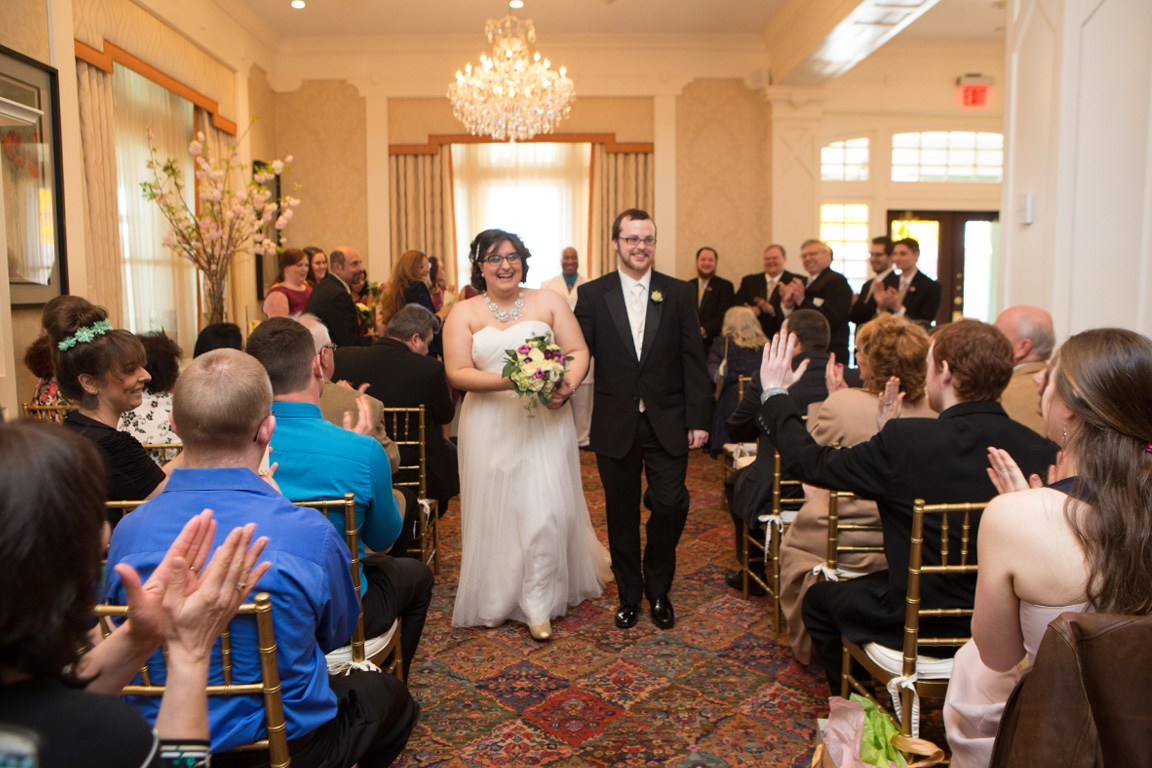 Stephanie & John's Wedding at Paramour
