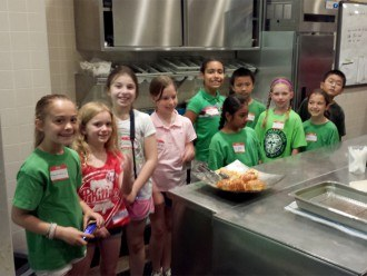 Radnor Elementary Visits Paramour and the Wayne Hotel