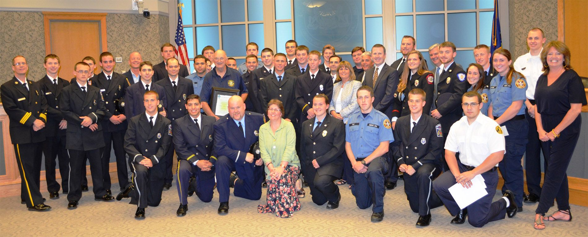 A Celebration of Hometown Heroes