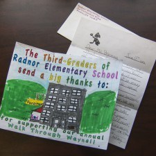 Thank You Letter from RES