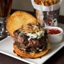 Maytag Blue Burger