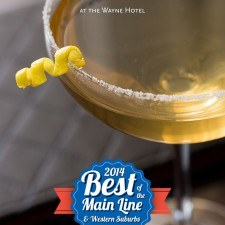 2014 Best of the Main Line: Martini, Paramour